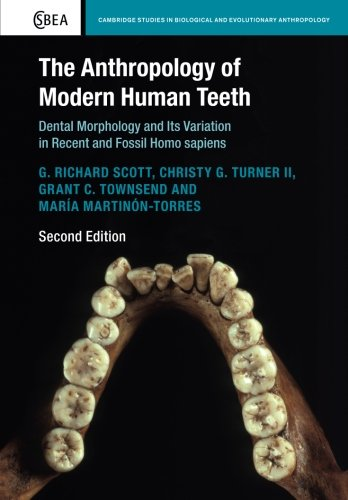 The Anthropology of Modern Human Teeth: Dental Morphology and Its Variation in Recent and Fossil Homo sapien (Cambridge Studies in Biological and Evolutionary Anthropology)