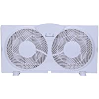FOSHAN BAILIJIAN TECHNOLOGY HP 9 2SPD Twin Wind Fan Oscillating Table