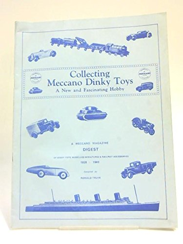 Dinky Meccano Toys (Collecting Meccano Dinky Toys)