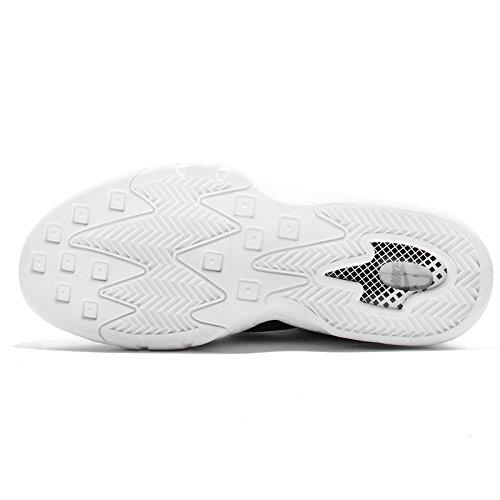 Nike Herren Air Max 2 Uptempo QS, Schwarz/Schwarz-Weisß schwarz/schwarz-weisß