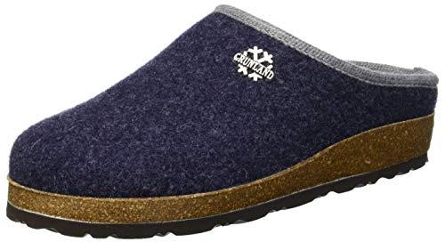 GRUNLAND Sara, Zapatos de Playa y Piscina para Mujer Azul (Blu Blu)