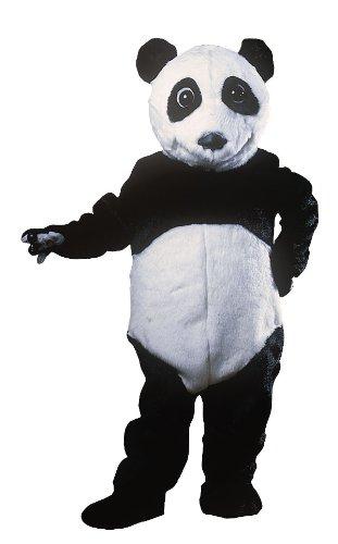 Panda Bear Mascot Costume ()