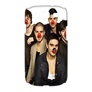 3D Print England Pop Band&The Wanted Theme Case Cover for Samsung Galaxy S3 I9300- Personalized Hard Cell Phone Back Protective Case Shell-Perfect as gift