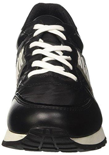 Bikkembergs Kate 853, Zapatillas de Estar por Casa para Mujer negro