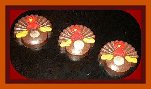 Thanksgiving Turkey Soap - Fall - Autumn Holiday - Vanilla Hazelnut - Fall Gift - Gift For Woman