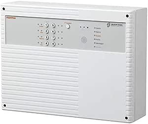 Bentel Security - Unidad de Control de Alarma Norma 8 Zone con Llave de proximidad - Bentel - Norma