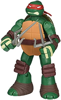 Teenage Mutant Ninja Turtles Figura Tortugas Raphael con ...