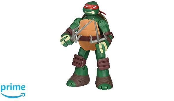 Teenage Mutant Ninja Turtles Figura Tortugas Raphael con ...