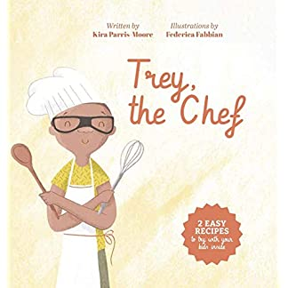Trey, the Chef