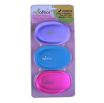 Amazon.com: softior Confort talón cojines de espuma para ...