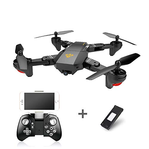 Koeoep RC Quadcopter Drone with 720P HD Camera, Air Pressure Altitude Hold & Rolls Headless Gravity Sensor Helicopter