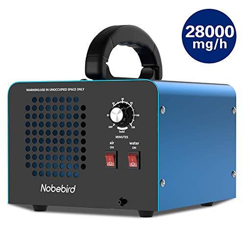 🥇 Nobebird Generador de ozono Purificador de Aire