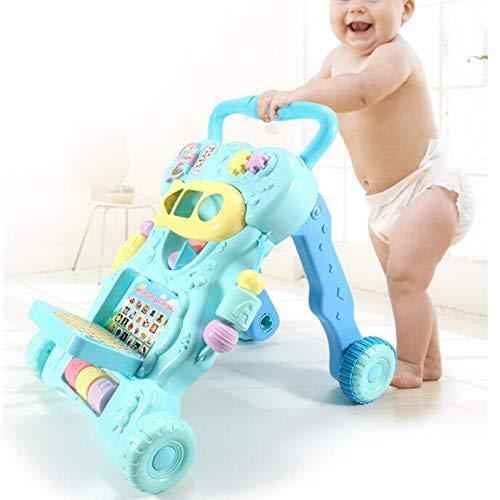【大放出セール】 618ヶ月 子供 ロールオーバー防止 おもちゃ 調整速度 子供 ウォーカー 赤ちゃん 多機能 トロリー おもちゃ 早期教育 脳力を発達させる 調整速度 B07GZTWR9Y, 無料発送:4e5af9f8 --- a0267596.xsph.ru