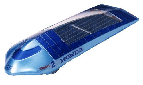 Honda Dream Solar Powered Car Kit Tamiya