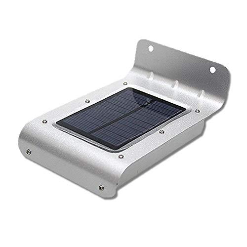 Solar Light 16LED Solar Body Sensor Light Solar Infrared Sensor Light Solar Light Fence Light JFIDSJ
