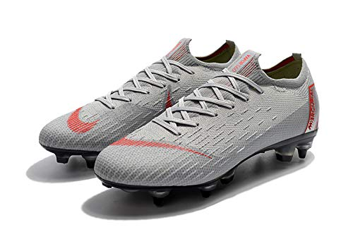 Qiaoden Athletic Outdoor//Indoor Comfortable Soccer Shoes