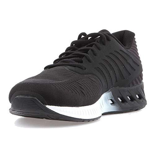 FuzeX Running Zapatillas Negro de Asics XnF76