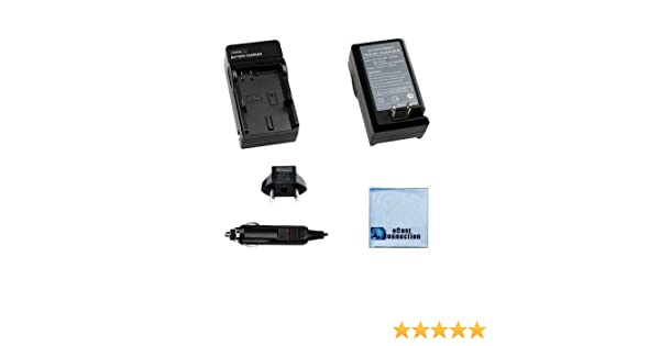 Bn-Vg121 Battery Charger For Jvc Camcorders Gz-Hm330 Hm320 Hm334 Hm335 Hm340 Sx