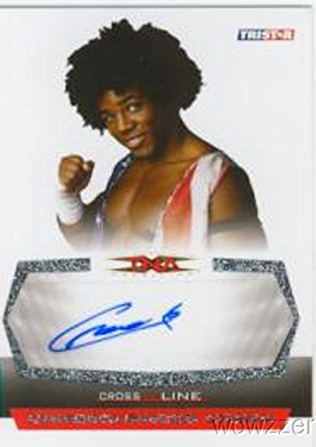 Tristar Tna Cross - Consequences Creed 2008 Tristar TNA Cross the Line Wrestling #C-CC2 Hand Signed TNA AUTOGRAPH Limited Edition CARD in MINT Condition! Shipped in Ultra Pro Top Loader to Protect it!