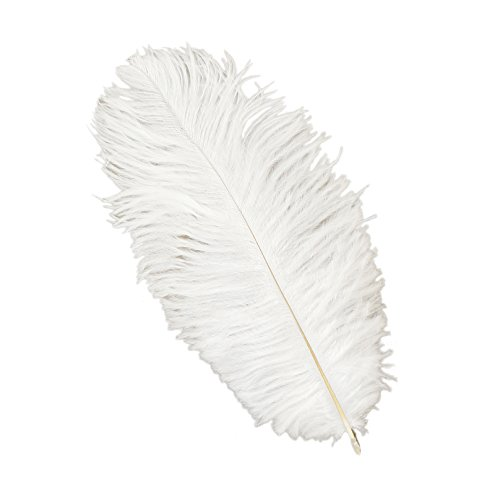 Zucker Feather (TM) - Ostrich Feathers-Drabs Selected - White
