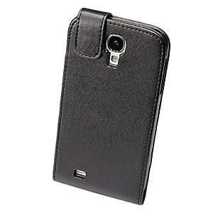 get Ultrathin PU Leather Flip Case for Samsung Galaxy S4 I9500-Black