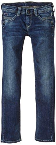 Pepe Jeans SATURN - vaqueros Niñas Blau (Denim 11oz Deep Steel Blue Used J59)