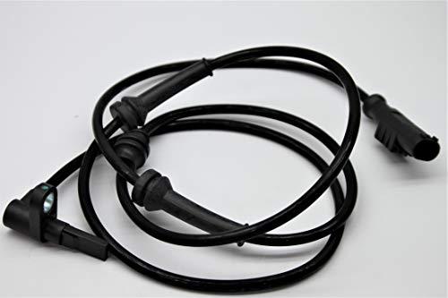 DAKAtec 410484 ABS Sensor Front Axle Left: