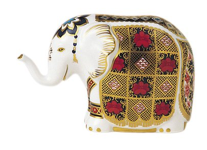 Royal Crown Derby Elephant S/S (Crown Royal Collectibles Derby)