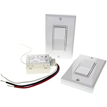 Three Way Wireless Light Switch Kit