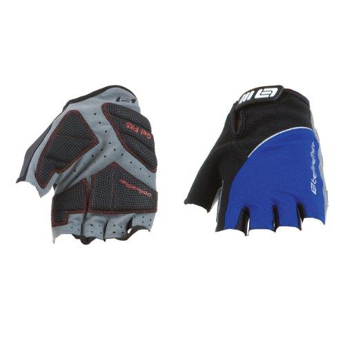 Bellwether Men's Gel Flex Glove, Small, Cobalt