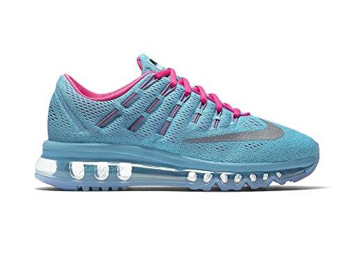 Rflct Rflct gmm Bleu De Running Bl Nike blk blk blk Slvr Fille Chaussures gs ghst azul 2016 Entrainement Air Max Grn Azul qRxw6xg1C