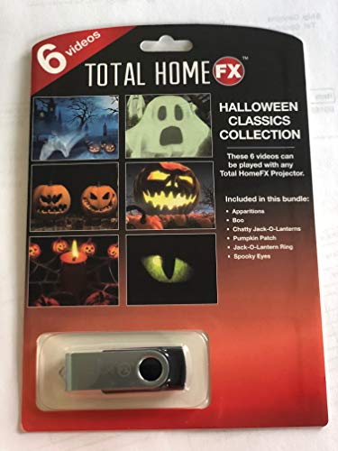 Total Homefx Halloween Series - Halloween Classic Collection