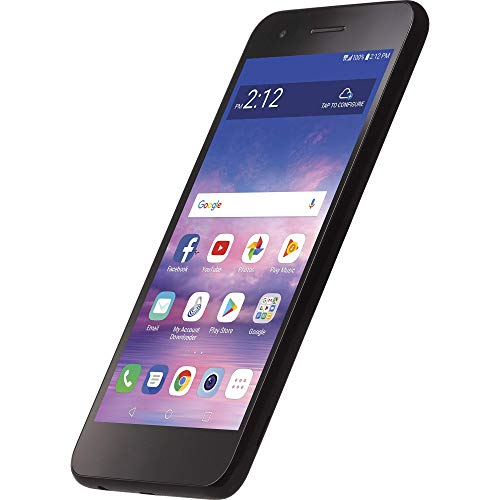41GkmQmP2yL - Simple Mobile LG Rebel 4 4G LTE Prepaid Smartphone