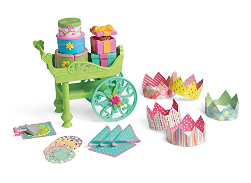 American Girl WellieWishers Birthday Cart & Treats Set from American Girl