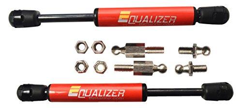 (TH Marine Gforce Equalizer MotorGuide Trolling Motor Stabilizer Kit, Red )