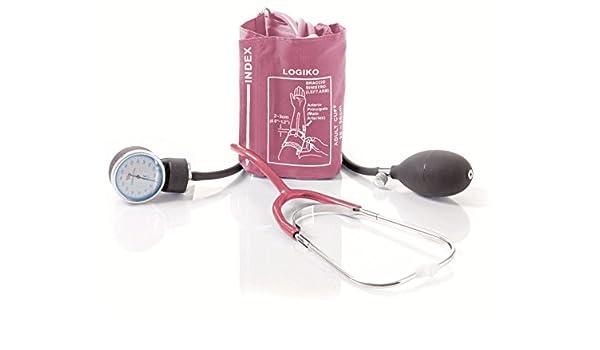 Sfigmomanometro Ad Aneroide Coordinato - con Fonendoscopio: Amazon.es: Salud y cuidado personal