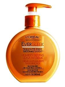Amazon.com : L'Oreal Paris EverSleek Sulfate-Free ...