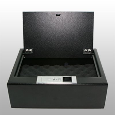 2. LockSafe Biometric Pistol Safe