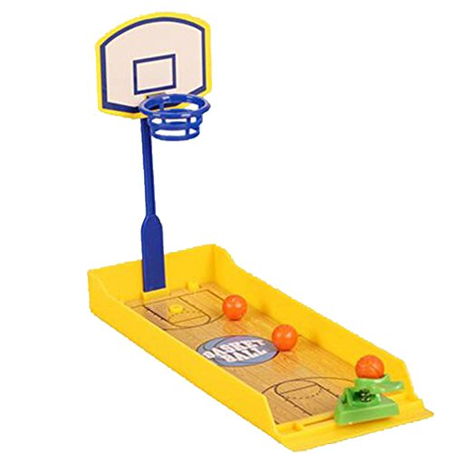 Hoop Game Table (EITC Desktop Mini Basketball/Golf Hoop Set-Family Fun Parent-child Interaction Desktop Game Children's Sports Puzzle Toys/4 Style)
