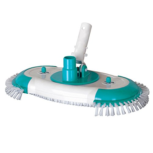 Gre Manufacturing 40017 Rotating Oval Brush with Side Brushes Gre Pools