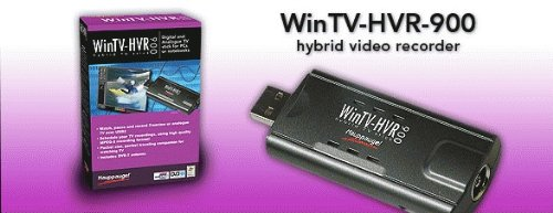 HAUPPAUGE WINTV HVR-900 DRIVER WINDOWS 7 (2019)