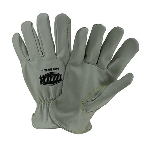 Iron Cat 9420 L Driver Gloves, Large, ()
