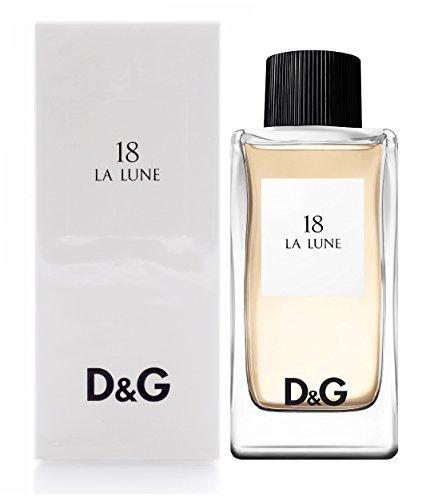 D & G 18 La Lune By Dolce & Gabbana For Women. Eau De Toilette Spray 3.3 Oz / 100 - Gabbana Dolce & D&g