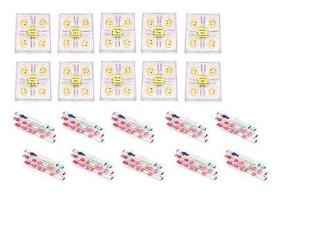 Virgo Toys Brain Lock & Brain Drain Puzzle (Combo) - Pack of 10