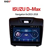 Lionet GPS Navigation for Car Isuzu D-Max 2015-2018,9 Inch Android