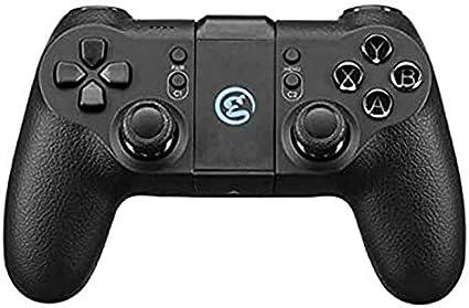 DJI Tello GameSir – Control remoto Dron Tello, Compatible iOs y Android, conexión GCM - Negro