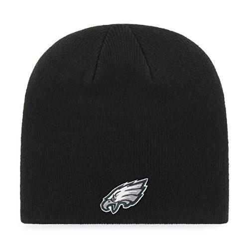 OTS NFL Philadelphia Eagles Men's Beanie Knit Cap, Team Color, One Size