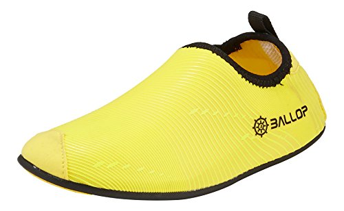 Ballop Shoes Light Up Wave Unisex Yellow Yellow Unisex Water Up Wave Ballop Water Shoes Light aO1qxSU