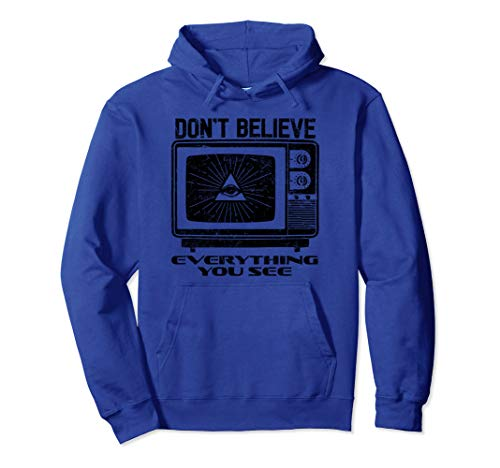 Shane Dawson Vintage Don't Believe Everything You See Hoodie
