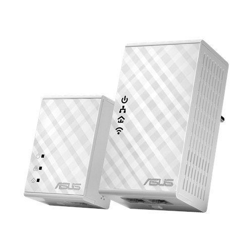 ASUS (PL-N12 KIT) 300Mbps Wireless N Powerline Adapter Starter Kit 2-Port by Asus (Image #11)